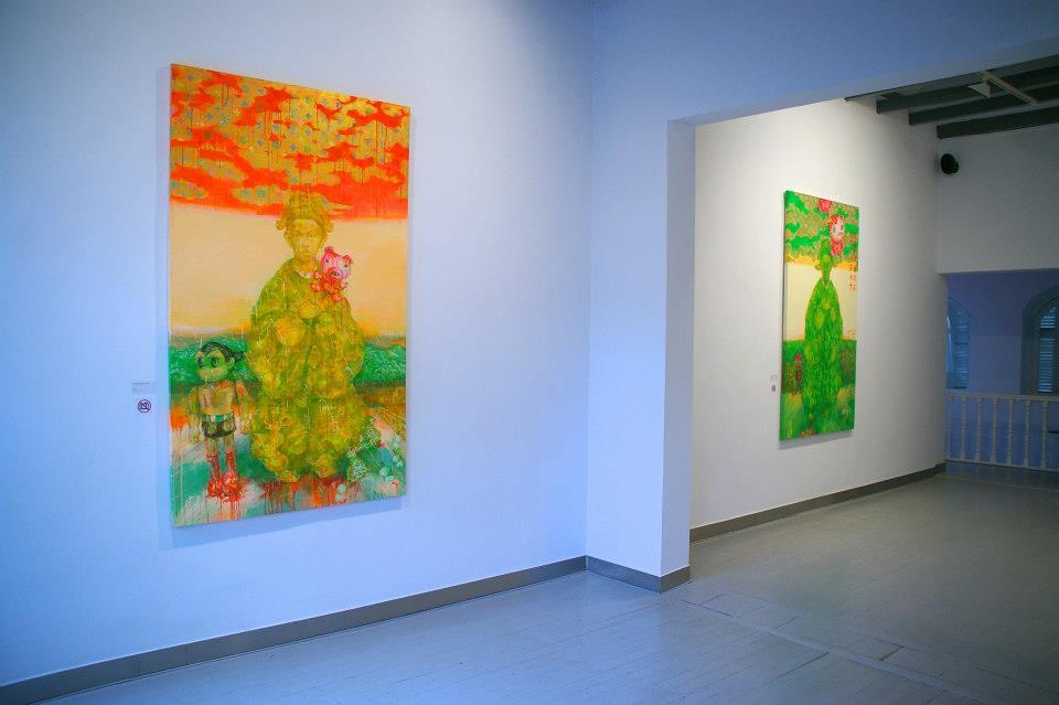 Ha manh thang not memory solo the bui gallery - Appartement renove hanoi hung manh tran ...